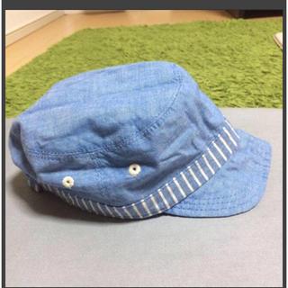 スタジオミニ(STUDIO MINI)の【studio mini】 帽子 48㎝(帽子)