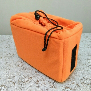 エツミ(ETSUMI)の★美品・送料無料★エツミ インナーボックス E-6289 カメラ インナーバッグ(ケース/バッグ)