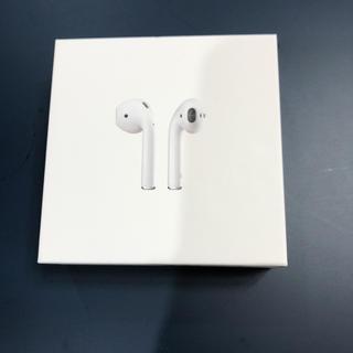 Apple - AirPods アップル直接購入純正品です。アメリカで今年冬に購入