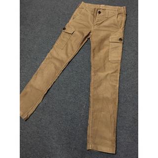 ハリウッドランチマーケット(HOLLYWOOD RANCH MARKET)のハリウッドランチマーケット メンズ 細身 スリム パンツ ズボン カーゴパンツ(ワークパンツ/カーゴパンツ)