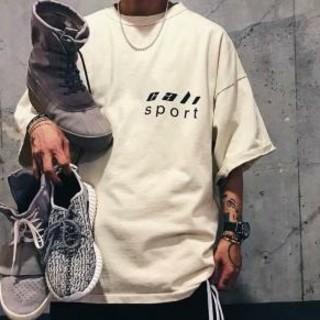 アディダス(adidas)のタカアキ様専用YEEZY SEASON 5 Cali Sport tee (Tシャツ/カットソー(半袖/袖なし))