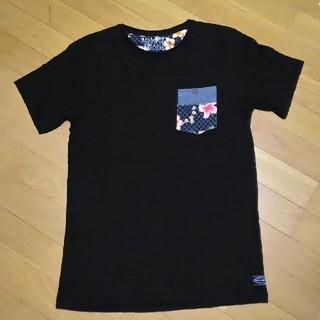 ビラボン(billabong)のビラボン 半袖Tシャツ 黒(Tシャツ(半袖/袖なし))