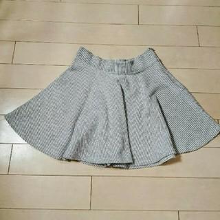 ザラ(ZARA)のZARA フレアースカート(ミニスカート)