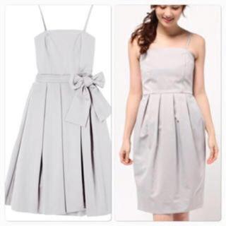 ラグナムーン(LagunaMoon)のラグナムーン  ラップスカートセットベアワンピース(その他ドレス)