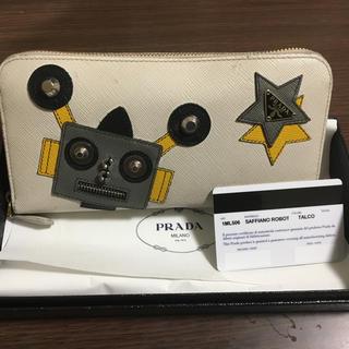 プラダ(PRADA)のプラダ 財布 ロボット(財布)