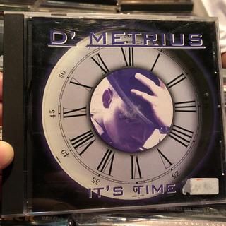 d metrius(R&B/ソウル)