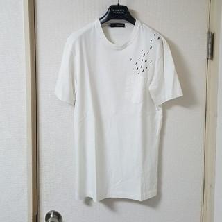 ディースクエアード(DSQUARED2)の正規品ディースクエアード音符TシャツXS(Tシャツ/カットソー(半袖/袖なし))