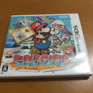 ニンテンドー3DS - 3DS ペーパーマリオ スーパーシール
