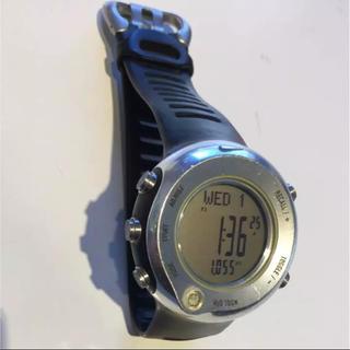 ナイキ(NIKE)のナイキ 時計 オレゴンシリーズ? WA0018 WG86-0010 ジャンク(腕時計(デジタル))