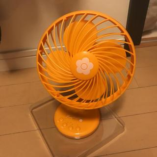 マリークワント(MARY QUANT)のマリーズファン 小型扇風機(扇風機)