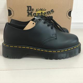 ドクターマーチン(Dr.Martens)の【新品未使用】UK4(23.5) ドクターマーチン BEX 1461 厚底(ローファー/革靴)