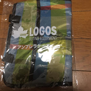 ロゴス(LOGOS)のアンブレラケース  新品(傘)