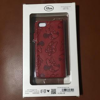 Disney - アイフォン 6s 手帳型カバー ディズニー