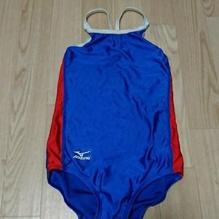 ミズノ(MIZUNO)の女児 スクール水着 サイズ 140(水着)