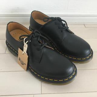 ドクターマーチン(Dr.Martens)の【新品未使用】UK6(24.5) ドクターマーチン CORE 1461 3eye(ローファー/革靴)