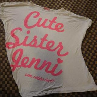 ジェニィ(JENNI)のジェニー変形Tシャツ150(Tシャツ/カットソー)