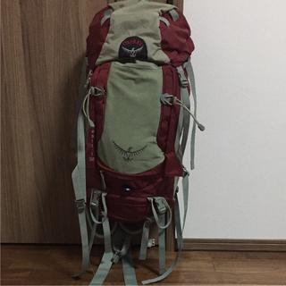オスプレイ(Osprey)のOSPREY オスプレー ケストレル38(登山用品)