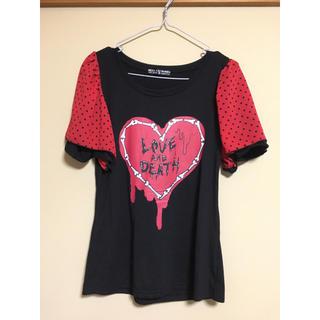 ヘルキャットパンクス(HELLCATPUNKS)のTシャツ(Tシャツ(半袖/袖なし))