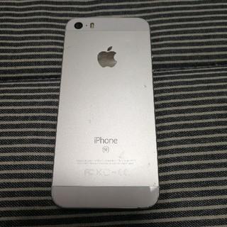 Apple - SIMフリー iphoneSE 64gb