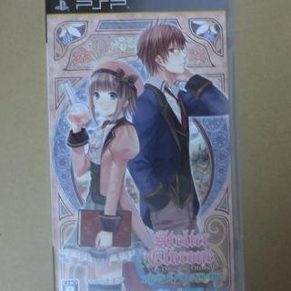 プレイステーションポータブル(PlayStation Portable)のPSP エルクローネのアトリエ(携帯用ゲームソフト)