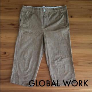グローバルワーク(GLOBAL WORK)のメンズ パンツ(ワークパンツ/カーゴパンツ)