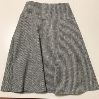 ロペ(ROPE)の【ロペ】2018 ツイードスカート(ひざ丈スカート)