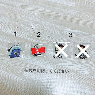 名探偵コナン メタルチャーム(キャラクターグッズ)