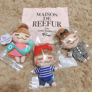 メゾンドリーファー(Maison de Reefur)のMAISON DE REEFUR  りんかちゃん人形セット(キーホルダー)
