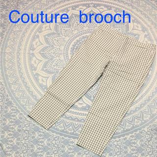 クチュールブローチ(Couture Brooch)のクチュールブローチパンツ(クロップドパンツ)