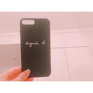 agnes b. - iphone7plusケース