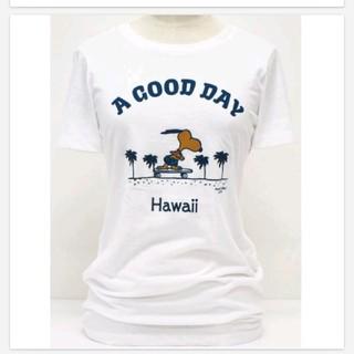 スヌーピー(SNOOPY)のハワイ限定☆日焼けスヌーピーTシャツ(Tシャツ(半袖/袖なし))
