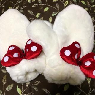 Disney - ミニーちゃん ミトン 手袋
