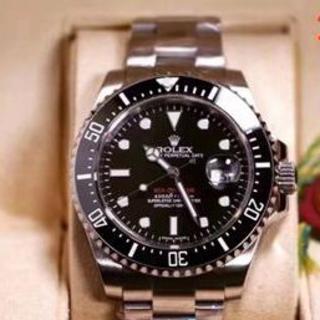 ロレックス(ROLEX)のROLEXロレックスウォッチ 腕時計 メンズ防水 自動巻きオートマチックSS(腕時計(アナログ))