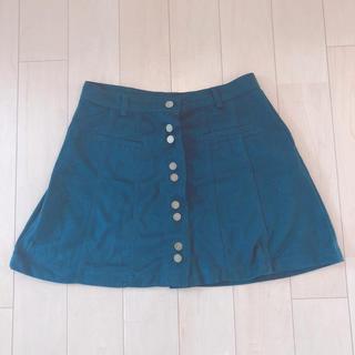 ザラ(ZARA)のZARA スカート Sサイズ(ミニスカート)