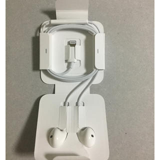 Apple - iPhone7のイヤホン