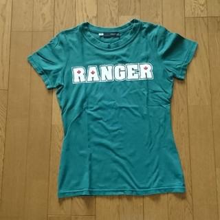 ディースクエアード(DSQUARED2)のDSQUARED2 ディースクエアード Tシャツ S グリーン 美品(Tシャツ(半袖/袖なし))