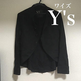 ワイズ(Y's)のy's テーラードジャケット(テーラードジャケット)