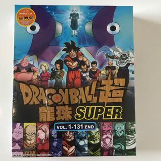 ドラゴンボール超 スーパー DVD フル収録BOX 全1-131話 海外盤(アニメ)