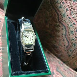 ロレックス(ROLEX)のロレックス  レディース アンティーク 腕時計 手巻き(腕時計)