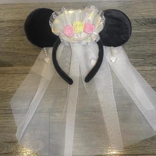 Disney - 東京ディズニーリゾート カチューシャ ミニー ウェディング
