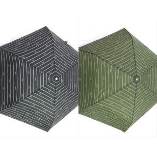 エドウィン(EDWIN)の【さっちゃんさん】様専用☆EDWIN 超軽量 折りたたみ傘2本セット(傘)