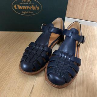チャーチ(Church's)のChurch's チャーチ KELSEY サンダル(サンダル)