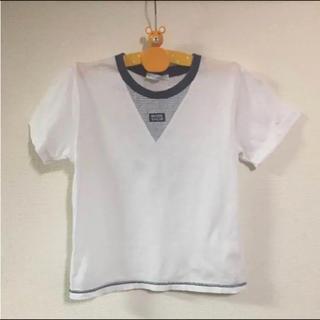 ファミリア(familiar)のファミリア マリン Tシャツ 120(Tシャツ/カットソー)