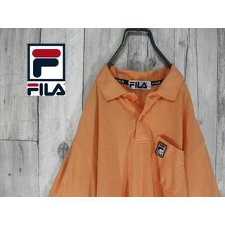 フィラ(FILA)のフィラ FILA ポロシャツ 女子オススメ 古着 90S系(ポロシャツ)
