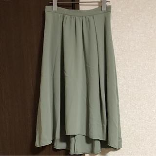 ナチュラルビューティーベーシック(NATURAL BEAUTY BASIC)のNBBスカート(ひざ丈スカート)