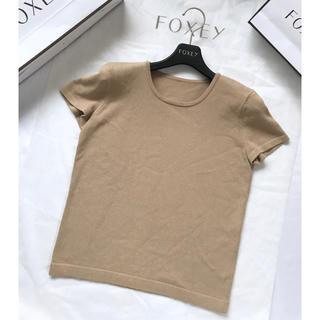 フォクシー(FOXEY)のFOXEY✨セ クール セーター38(ニット/セーター)