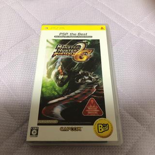 プレイステーションポータブル(PlayStation Portable)のPSPソフト「モンスターハンター2ndG」(携帯用ゲームソフト)