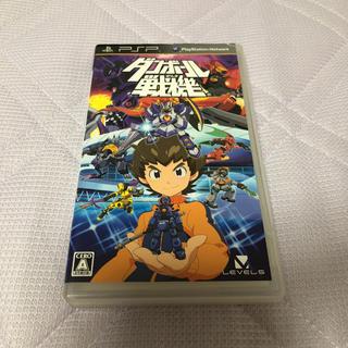 プレイステーションポータブル(PlayStation Portable)のPSPソフト「ダンボール戦機」(携帯用ゲームソフト)