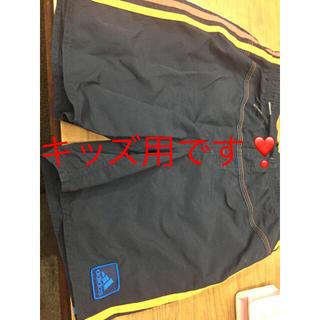 アディダス(adidas)の😻キッズ用海水パンツです(╹◡╹)(パンツ)