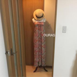 デュラス(DURAS)のDURAS可愛いロングワンピース❤️おまとめ割SALE開催中(ロングワンピース/マキシワンピース)